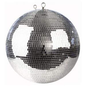 10mm facet mirror ball