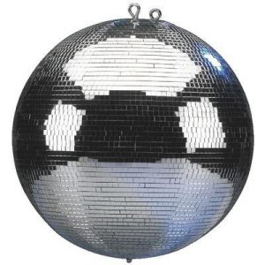 IMG Stageline Mirror Ball from H7 Media